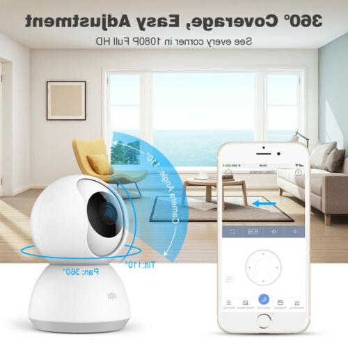 Home Wireless Security Camera HD IR for Baby