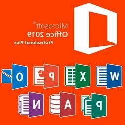 Microsoft Office Home and Business 2019 For Mac | INSTANT DO