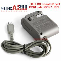 New AC Adapter Home Wall Charger Cable for Nintendo Ds Lite/