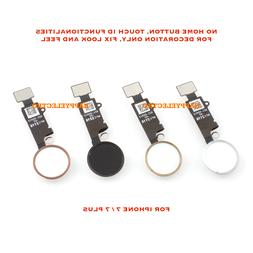 OEM Home Button Key Flex Cable Replacement For Apple iPhone