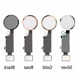 OEM Home Button Main Key Flex Cable  Replacement Assembly Fo