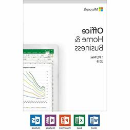 Microsoft Office Home and Business 2019 for Windows | Mac 1