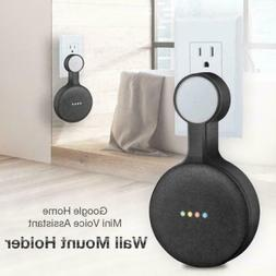 Outlet Wall Mount Stand Hanger For Google Home Mini Voice As