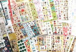 Planner calendar Stickers for scrapbook junk bullet journal