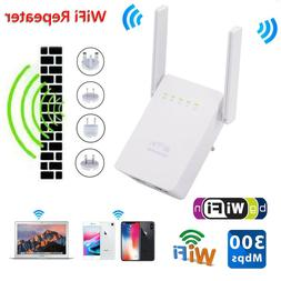 Repeater Dual Antenna Wireless Range Extender Network Router