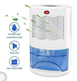 Small Dehumidifier for Home with 2000ml  Water Tank Up To 32