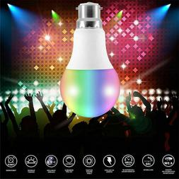 Smart Color Light Bulb WiFi for Amazon Alexa/Google Home Mus