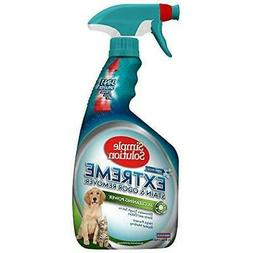 Simple Solution Extreme Pet Stain and Odor Remover | Enzymat