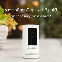 Ring Stick Up Cam Battery Indoor/Outdoor 1080HD 2-way talk N