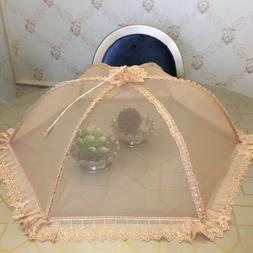 us collapsible pop up food cover mesh