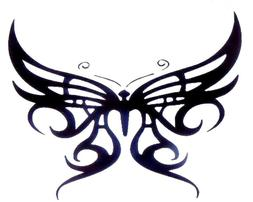 """vinyl """"Butterfly"""" art decal for your home,car 16 colors avai"""