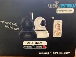 Wansview Q3S Wireless IP Security Camera