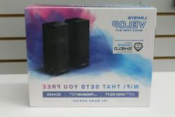 Linksys Velop Tri-Band Home Mesh WiFi System - WiFi Router/W