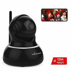 wifi camera, wireless home security surveillance ip camera f