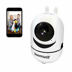 WiFi IP Camera for Home Security - Youmeet 1080P Video Baby