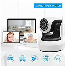 720P 1MP Wifi IP Wireless Surveillance Camera Remote Cam For