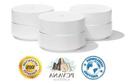 Google WiFi system, 3-Pack - Router replacement for whole ho
