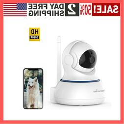 Wansview Wireless 1080P Security Camera,
