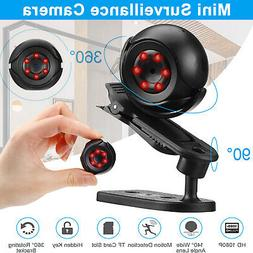 Wireless Mini IP Camera Home Outdoor Motion Security Camera