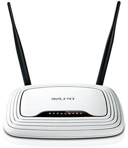 Wireless N Router 300m 4port Switch With 2fixed Antennas