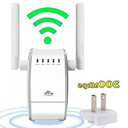 YETOR,300M Range Extender,Wireless Repeater WiFi Access Poin