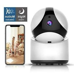 Wireless Security Camera, IP Camera WiFi Home Indoor for 720