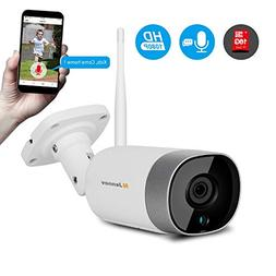 Jennov Wireless WiFi Security IP Camera Outdoor Bullet Home