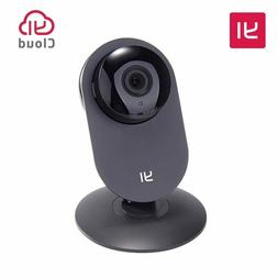 YI Home Camera 720P Black Night Vision Video Monitor IP/Wire