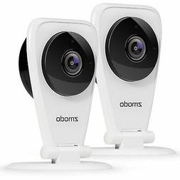 Zmodo EZCam 720p HD Wi-Fi Wireless Security Surveillance IP