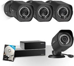 Zmodo Full HD 1080p Home 8 Channel Surveillance Camera Secur